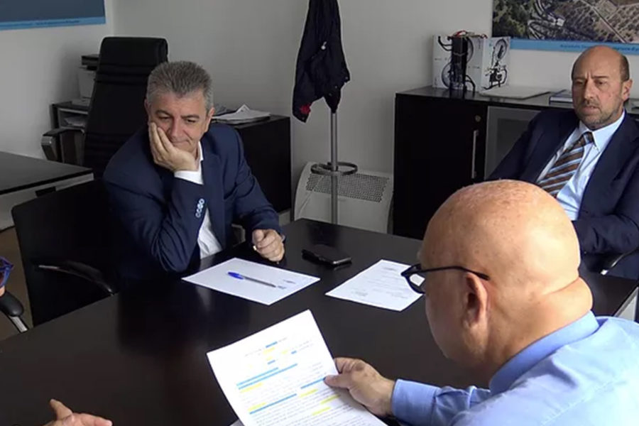 Assemblea dei soci approva il Bilancio 2015, migliorano i conti, ridotta la tariffa. 01 900x600