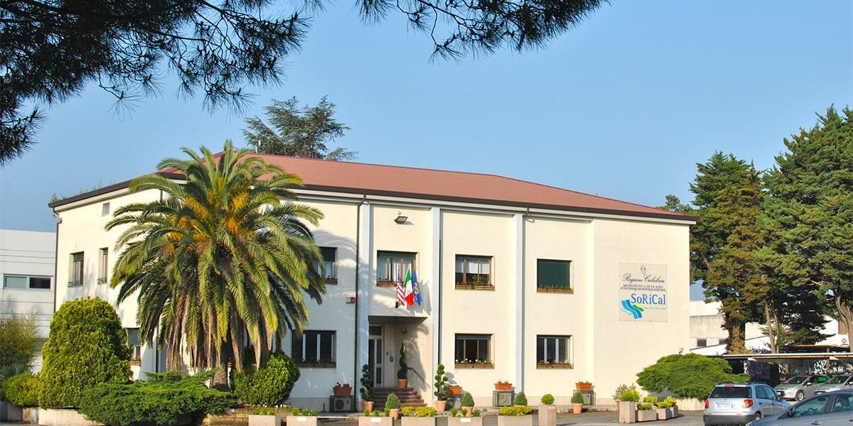 sorical spa Azienda sede