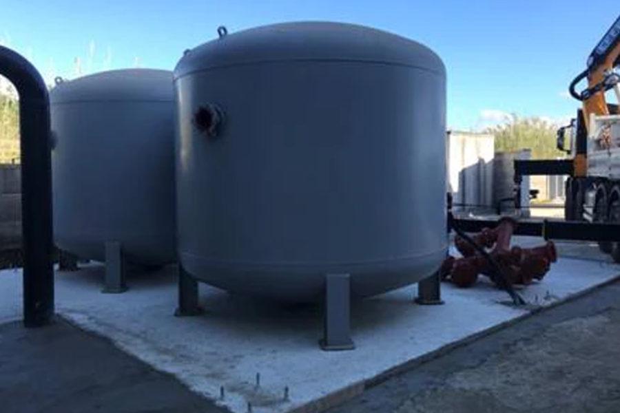 Medma, iniziata la costruzione della seconda sezione filtrante per abbattere ferro e manganese presente nella falda 05 5 900x600