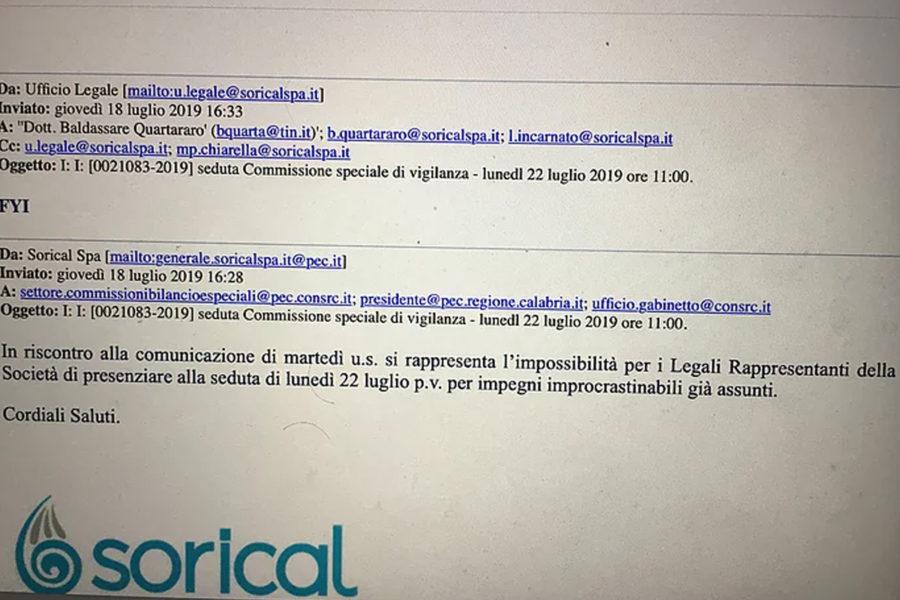 Commissione Vigilanza informata su impossibilità presenza Liquidatori 12 5 900x600