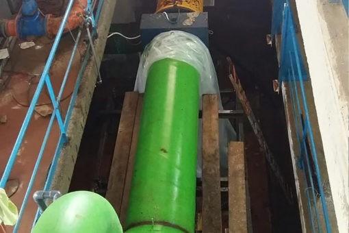 Crotone, lunedì stop impianto Neto per completamento lavori 22 510x340