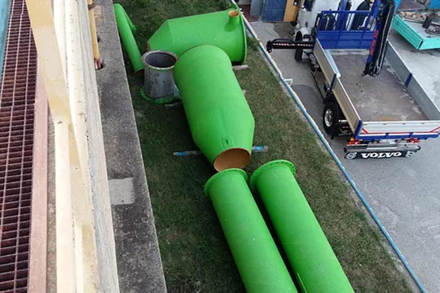 Crotone, lunedì stop impianto Neto per completamento lavori 23 900x600