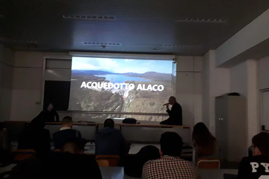 Sorical racconta all'Unical le grandi opere della Casmez 31 1 900x600