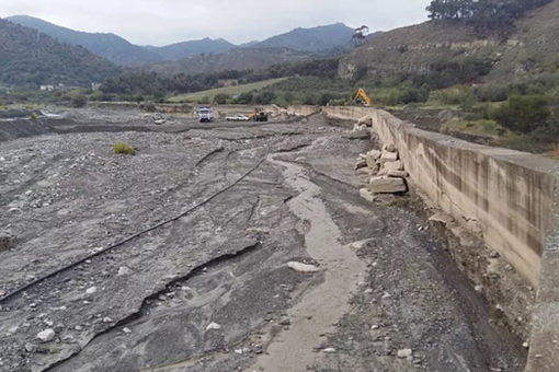 Riparato l'acquedotto Tuccio, ripresa erogazione 65 510x340