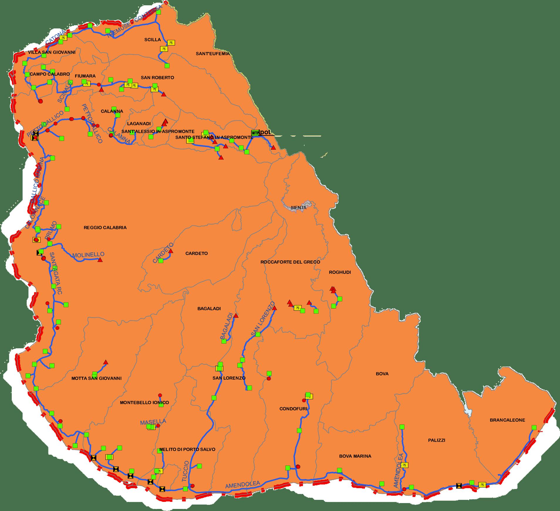 contatti sorical reggio calabria Sede operativa di Reggio Calabria reggio sede di zona