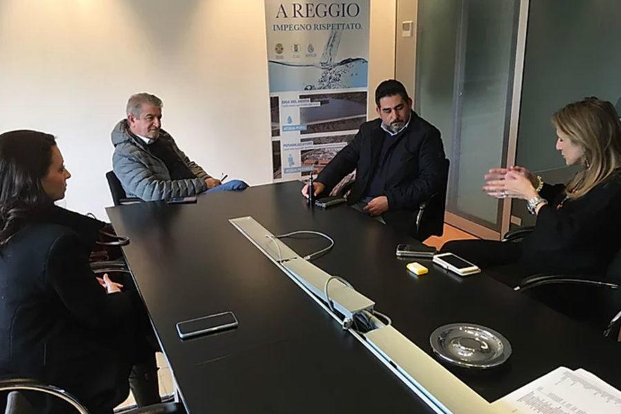 Positivo incontro con il Comune di Reggio 16 900x600
