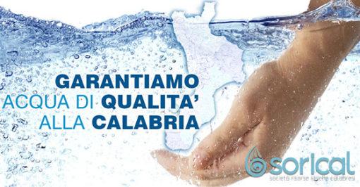Società risorse idriche calabresi sorical, Home page Sorical spa facebook 510x266