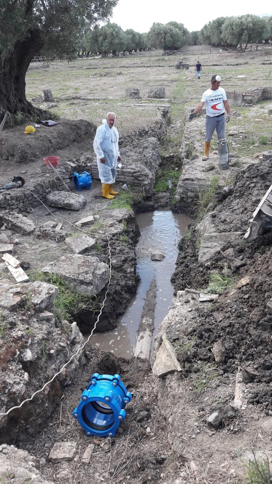Intervento nel Parco Archeologico Scolacium 66ef0cd8 3081 4c12 a629 98a8edd76c3b