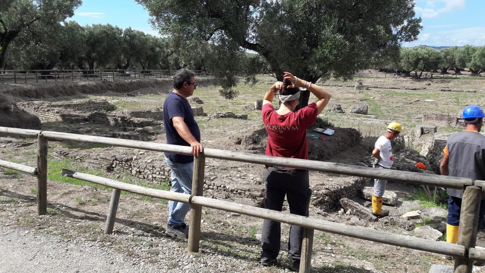 Intervento nel Parco Archeologico Scolacium f471052c 7728 45d6 bcf4 d1a1bc158216