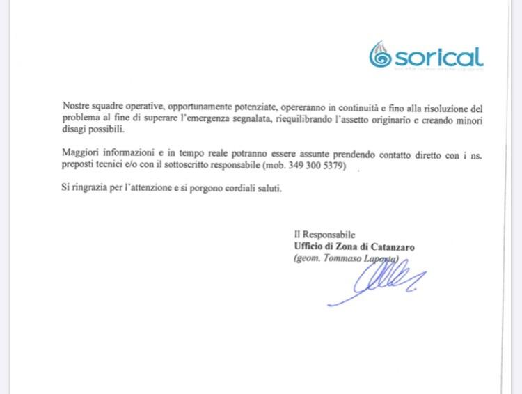 Ipot Corace, al via i lavori di sostituzione condotta img 4760