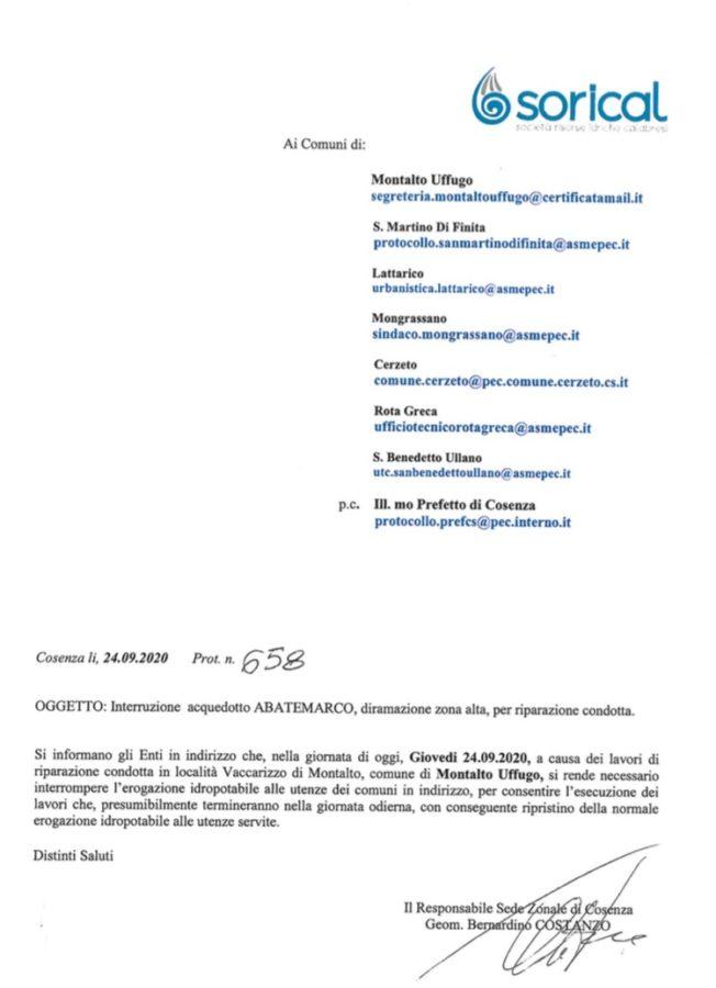 Riparazione sulla linea alta dell'Abatemarco img 5116 652x900