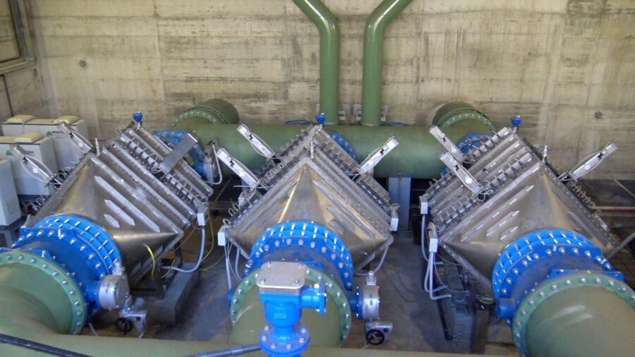 Fermo il ramo Sud dell'acquedotto Menta Impianto Uv 900x506