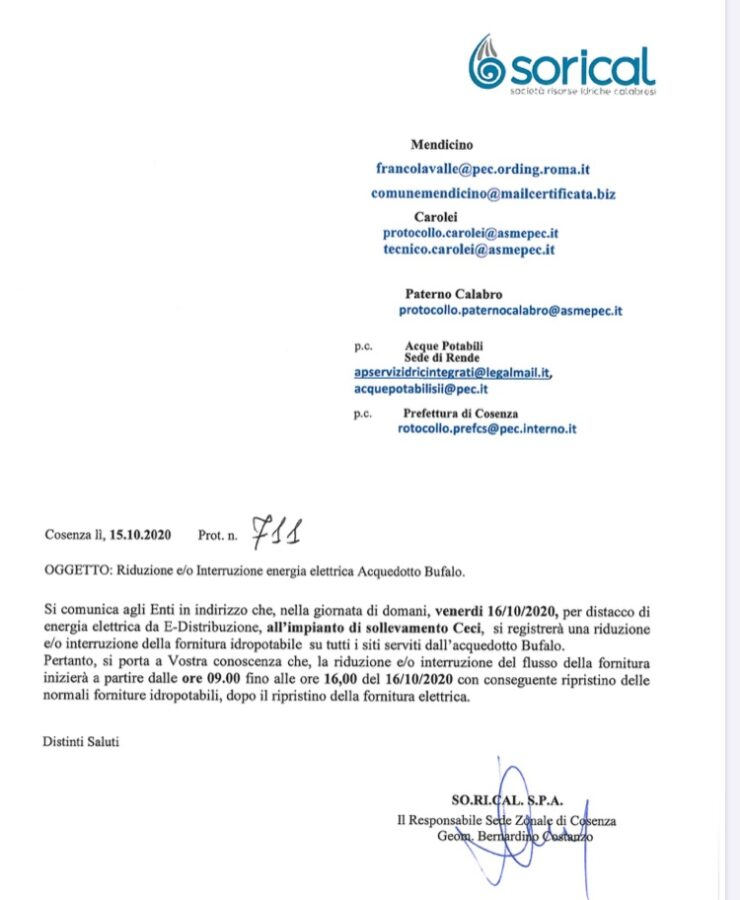 Domani fermo acquedotto Bufalo per manutenzione img 5252 740x900